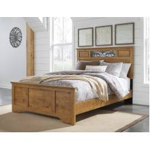 B219 Bittersweet Queen Panel Bed