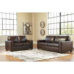 34502 Morelos 2PC SETS Sofa + Loveseat