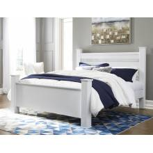 B302 Jallory King Poster Bed