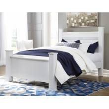 B302 Jallory Queen Poster Bed