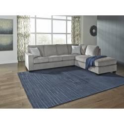 87214 Altari RAF Corner Chaise + LAF Sofa