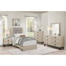 1524T-1*4 4PC SETS Twin Bed + NS + D + M