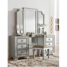 1646-15* Vanity Dresser with Mirror Avondale