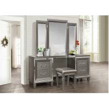 1616-15* Vanity Dresser with Mirror Tamsin