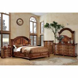 CM7738-Q-4PC 4PC SETS BELLAGRAND Queen BED