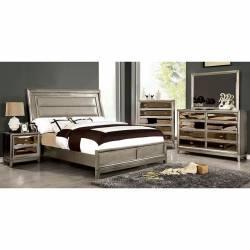 CM7295SV-Q-4PC 4PC SETS GOLVA Queen BED