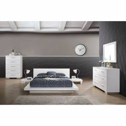 CM7540WH-CK-4PC 4PC SETS CHRISTIE Cal.King BED