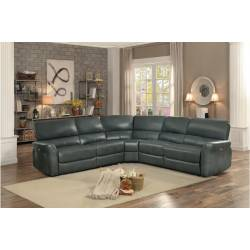 8369GY  Sectional Seating-Kismet