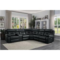 8229DG-SEC Sectional Seating Amite
