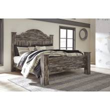 B297 Lynnton King Poster Bed