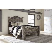 B297 Lynnton Queen Poster Bed