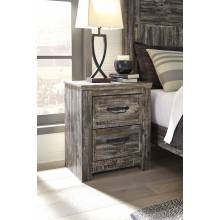 B297 Lynnton Two Drawer Night Stand