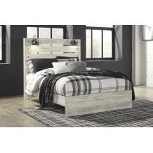 B192 Cambeck Queen Panel Bed