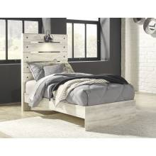 B192 Cambeck Twin Panel Bed