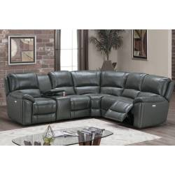 F86754 Power Motion Sectional