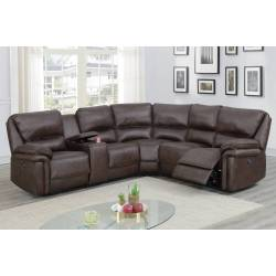 F86618 Power Motion Sectional
