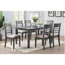 F2557 7-PCS Dining Set