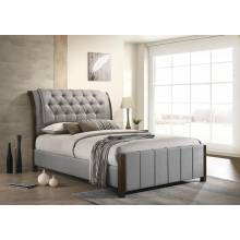 300969Q UPHOLSTERED QUEEN BED