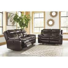 U33601 Lockesburg 2PC SETS Reclining Sofa + Reclining Loveseat