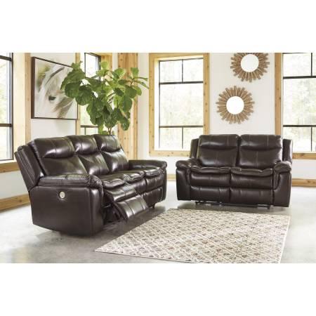 U33601 Lockesburg 2PC SETS Reclining Power Sofa + Reclining Power Loveseat