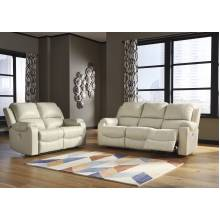 U33302 Rackingburg 2PC SETS Reclining Power Sofa + Reclining Power Loveseat