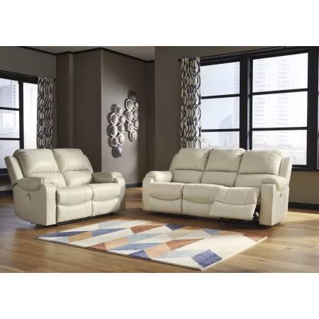 U33302 Rackingburg 2PC SETS Reclining Power Sofa + Reclining Power Loveseat