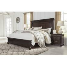 B788 Brynhurst Queen Panel Bed