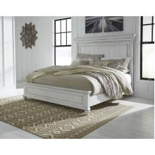 B777 Kanwyn Queen Panel Bed