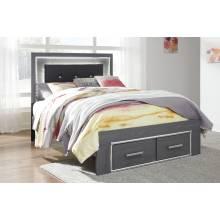 B214 Lodanna Full Storage Panel Bed