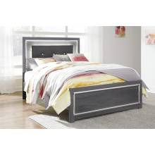 B214 Lodanna Full Panel Bed