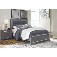 B214 Lodanna Queen Panel Bed