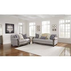 57701 Sylewood 2PC SETS Sofa + Loveseat