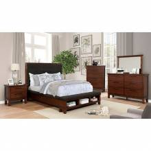 CM7528Q-4PC 4PC SETS KNIGHTON Queen BED