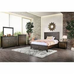 CM7523CK-4PC 4PC SETS WESTHOPE Cal.King BED