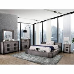 CM7628GYCK-4PC 4PC SETS JANEIRO Cal.King BED