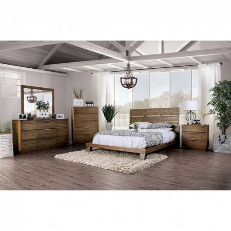 CM7532CK-4PC 4PC SETS TOLNA Cal.King BED