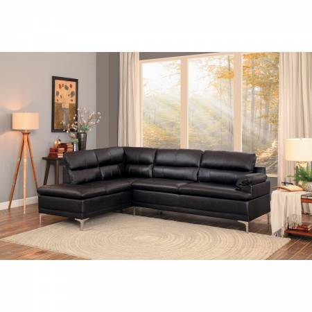 9923DBR* 2-Piece Sectional with Le Chaise Soyer