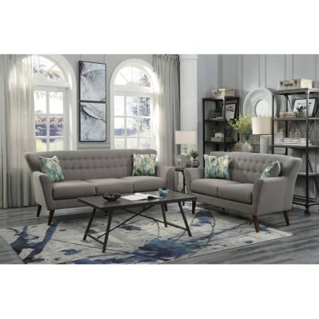 9807GY-2+3 Sofa and Love Seat Maja