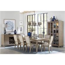 1820-86Gr Dining Set Mckewen - Light Gray