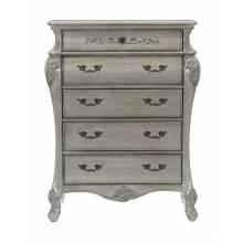 1681-9 Brigette Chest - Silver-Gray