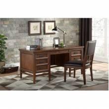 1649-17 Executive Desk Frazier Park
