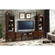 "16490-59T+S*2 59"" TV Stand and Side Pier Frazier Park"