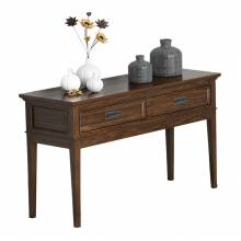 1649-05 Sofa Table With Two Functional Draw Frazier Park