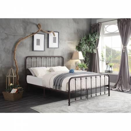 1638F-1 Full Metal Platform Bed