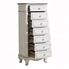1386NW-12 7-Drawer Tall Chest Cinderella