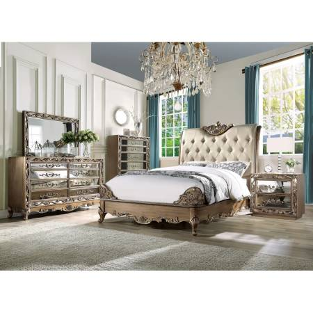 23784CK-4PC 4PC SETS ORIANNE CALIFORNIA KING BED
