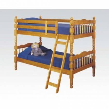 02301 HOMESTEAD TWIN/TWIN BUNK BED