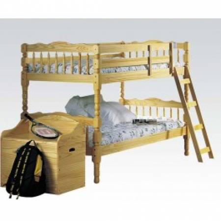 02299 HOMESTEAD TWIN/TWIN BUNK BED