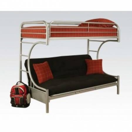 02093SI TWIN/QUEEN BUNK BED