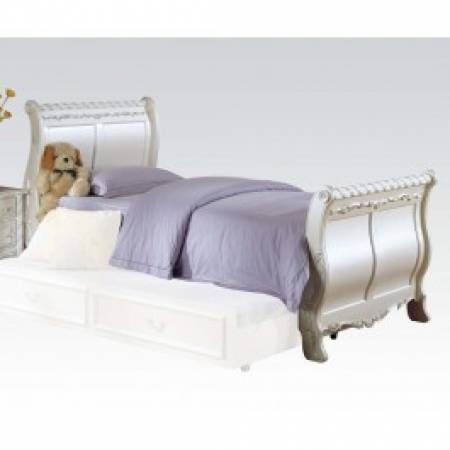 01010T TWIN SLEIGH BED-HB/FB/R
